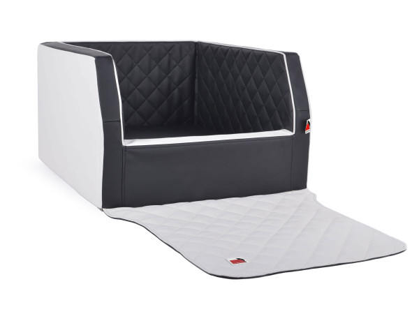 Autohundebett Travelmat ® RS duo Plus (Standardmasse)