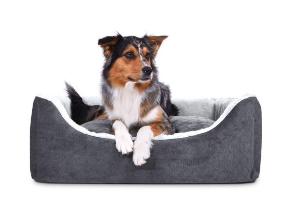 Hundebett Alma Fake Fur