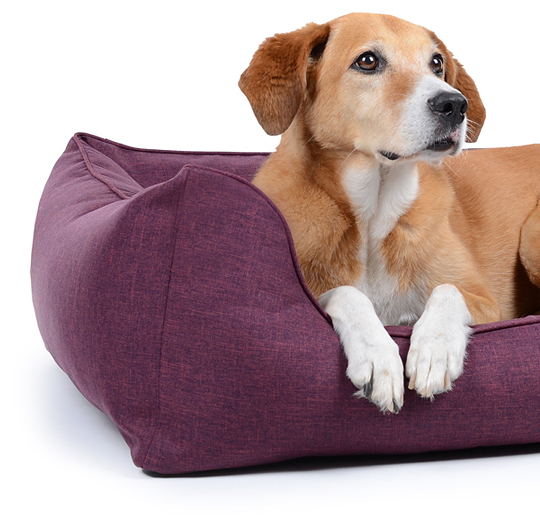 worldcollection hundebett softline stoff