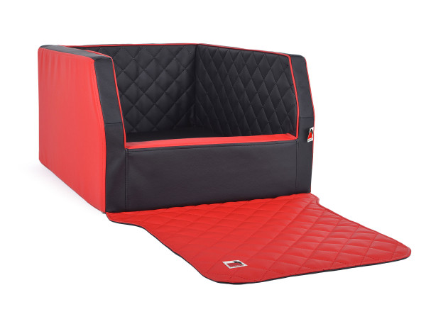 Autohundebett Travelmat ® duo Plus (Standardmass)