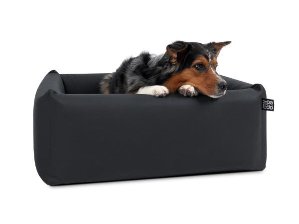 Hundebett Quadro Select+ Kunstleder