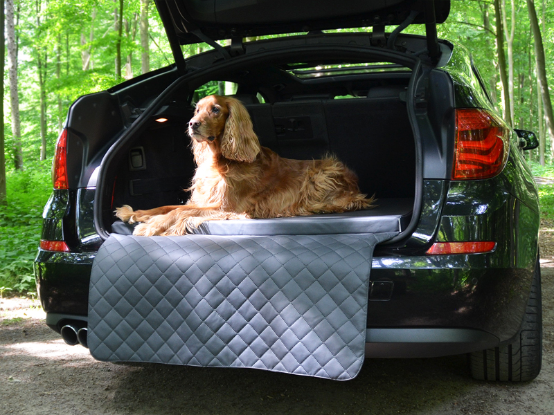 Autohundebett Travelmat City