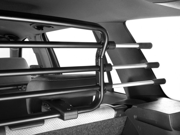 sicher unterwegs hundegitter roadmaster deluxe. Black Bedroom Furniture Sets. Home Design Ideas