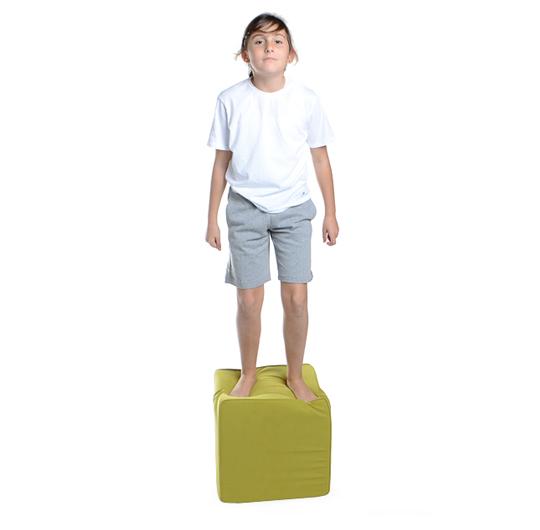 sitzwürfel cube living hocker