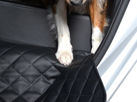 Autohundebett Travelmat Rücksitz Plus Standardmass